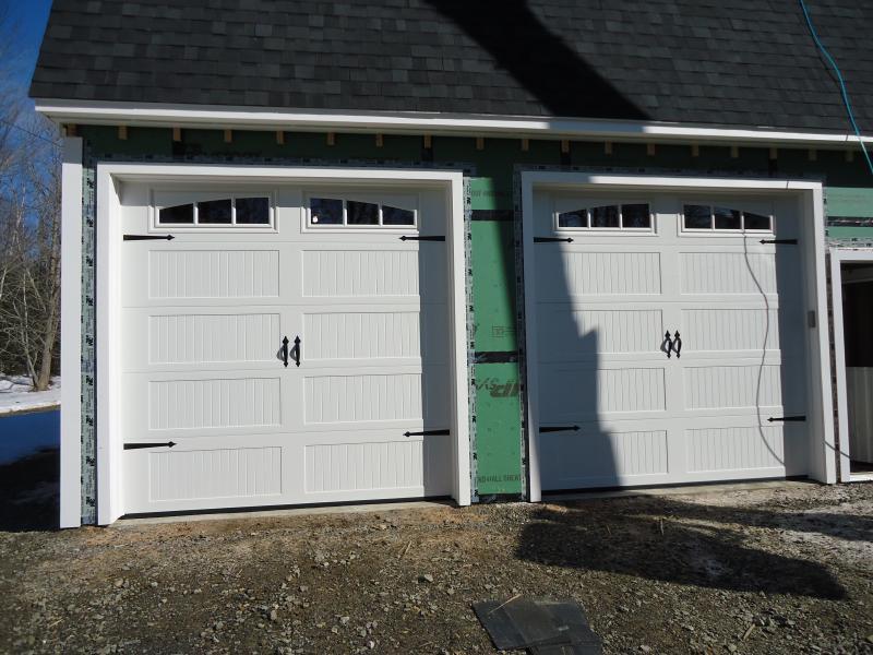 Beautiful WINSMOR GARAGE DOOR INSTALLS CUSTOM GARAGE DOORS ON ISLEBORO | Wiscasset  Newspaper