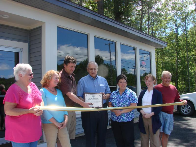 Sherman Opens Trucks By Norm Wiscasset Newspaper