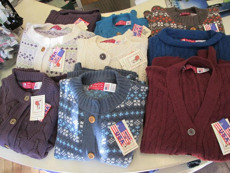 Made In Usa Sweaters Wiscasset Newspaper