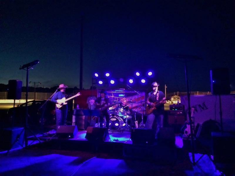 Concert Wiscasset Speedway American Ride