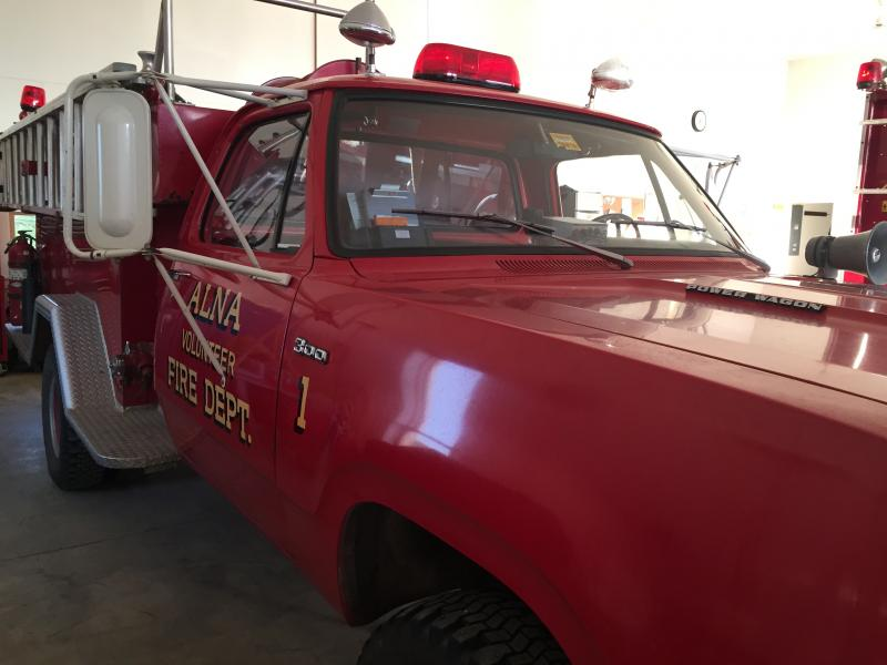 Alna fire department gets used truck, puts one on Craigslist