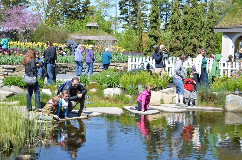 Coastal Maine Botanical Gardens offers free \u0027Maine Days