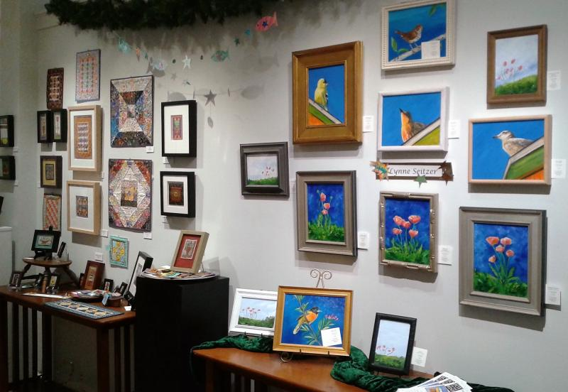 Studio 53 s christmas show stopper opens this week for Local craft fairs near me