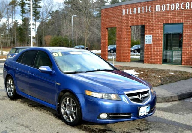 2007 Acura Tl Type S Navigation >> Rare 2007 Acura Tl Type S 9988 Wiscasset Newspaper
