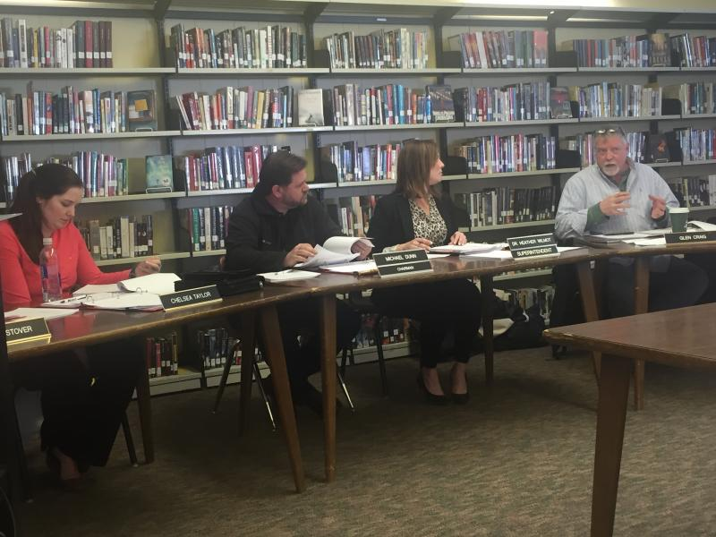 School Committee Rejects Craig S Idea To Put Off Energy