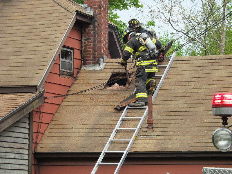 Chimney Fire Leads To Extensive Damage Wiscasset Newspaper