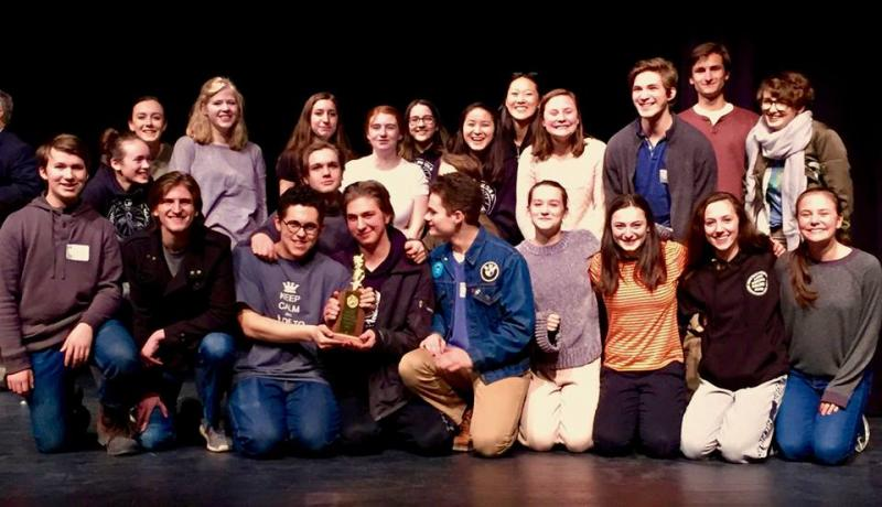 Place Bound Students  >> Lincoln Academy Bound For State Competition Wiscasset Newspaper
