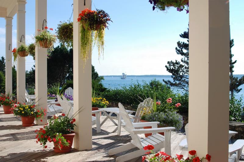 Spruce Point Inn in Boothbay ME
