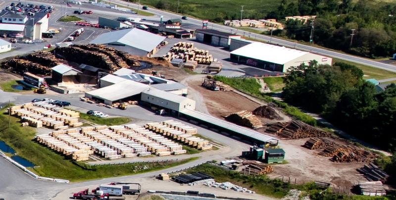 Hammond Lumber mills take first in safety   Wiscasset Newspaper