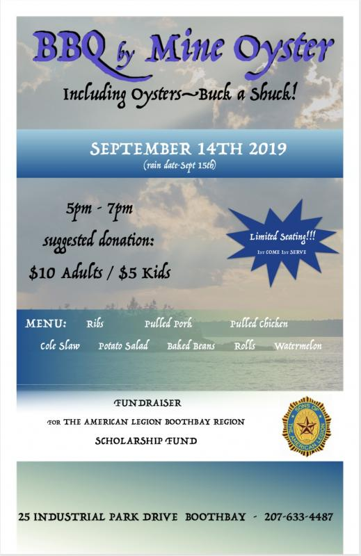 Giant Yard Sale, Craft Fair & BBQ - Sept 14 - Reserve Your