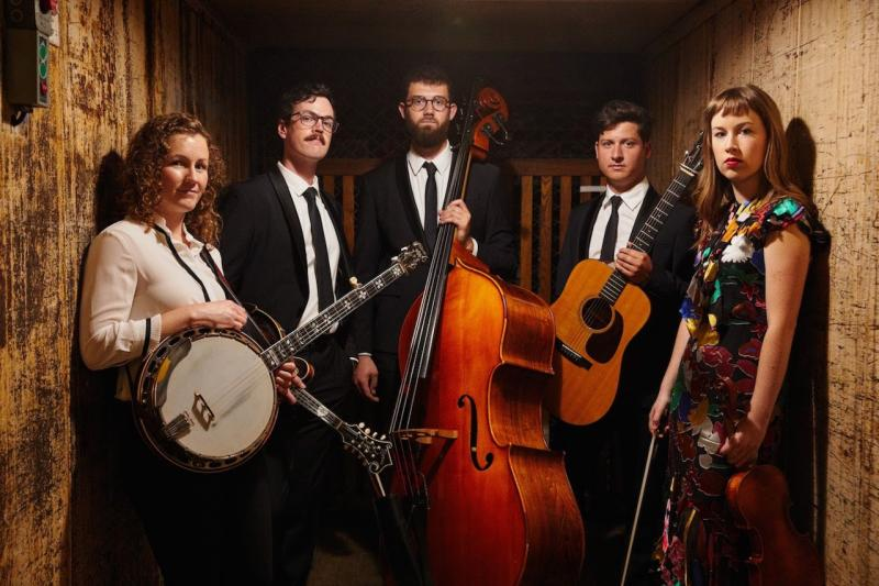 Bluegrass by Mile Twelve at Boothbay Harbor Opera House