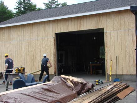 Two Bridges Regional Jail wood shop