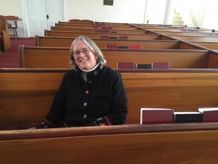 Susan Craig, First Congregational Church
