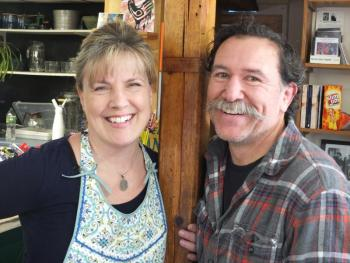 Jane and Ken Solorzano.