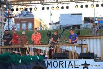 The Maine Marimba Ensemble