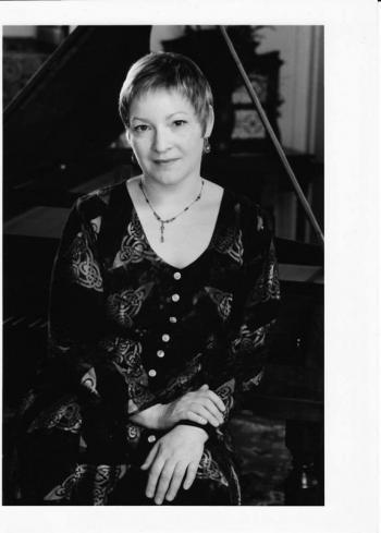 Pianist Tamara Friedman