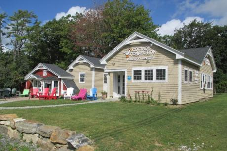 Waterfront Maine Vacation Rentals