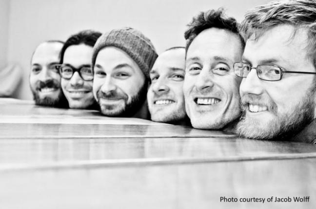 The Maine Marimba Ensemble