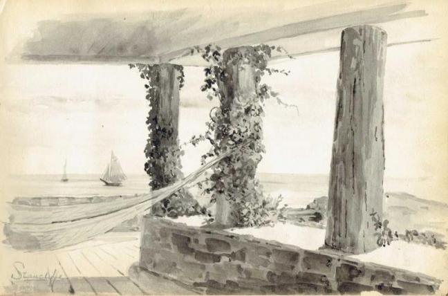 Mary Bradish Titcomb