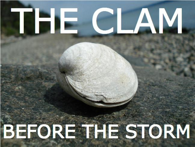 the clam before the storm