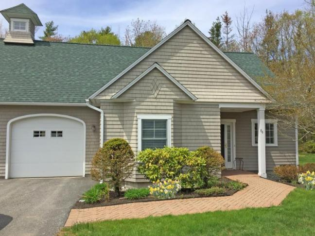 Cottage Home sale boothbay retirement senior