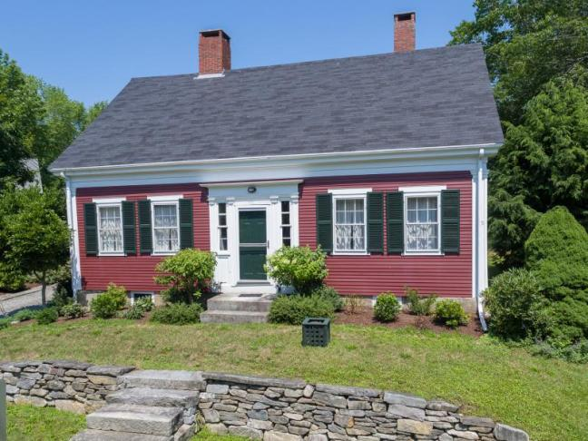 27 Main Street, Nobleboro, Maine, Damariscotta Mills, Newcastle Realty