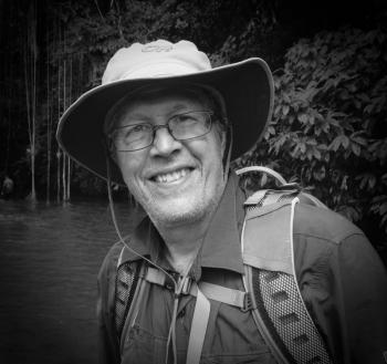 Author Doug Preston