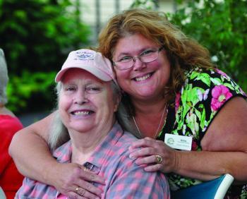 Millie Jones-Farnham, Director of Nursing at The Lincoln Home