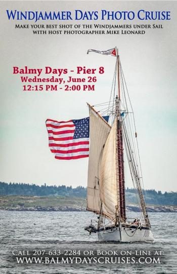 PHOTO CRUISE, TALL SHIPS, WINDJAMMERS