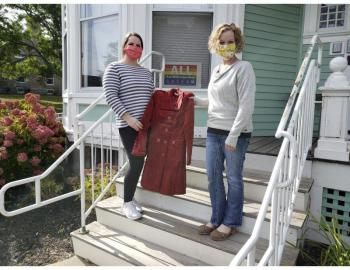 New Hope for Women Clothing Knox County Homeless Coalition domestic violence donation