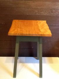 Louis Charlett yellow birch custom table