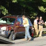 Westport Island accident