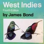 birds, Birds of the West Indies, James Bond