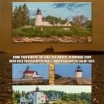 photography, lighthouses, boat trip