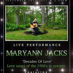 CONCERT - LINCOLN HOME - MARYANN JACKS 9-28-17