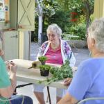 Lincoln Home Residents Enjoy Coastal Maine Botanical Gardens
