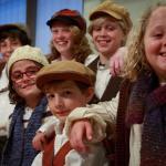 """Scrooge!"" Chocolate Church Arts Center cast"