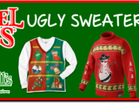 Sam Adams Ugly Sweater Party