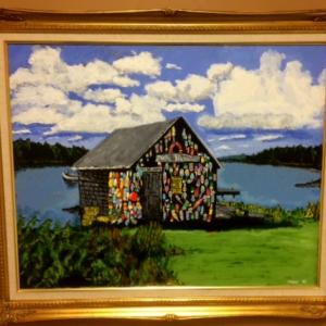 "John Moon - ""Boothbay Fish House"""