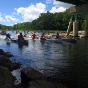 2016 Sheepscot Kayak Race