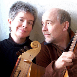 Felicia Dale and William Pint, maritime folk duo