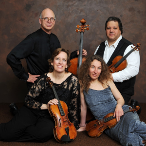 The DaPonte String Quartet