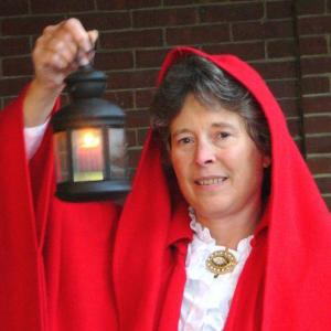 Sally Lobkowicz, Red Cloak History Tours