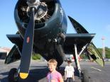 Nina Ryan, Michael Ryan, Wings Over Wiscasset, Wiscasset Municipal Airport