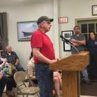 Edgecomb Fire Chief Roy Potter