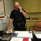 Wiscasset School Resource Officer Tom Hoepner