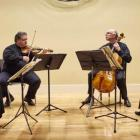 The DaPonte String Quartet  Peter Felsenthal photo